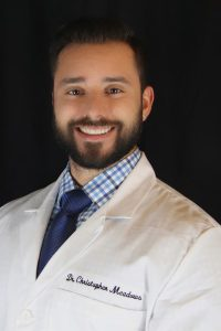 Disc Experts Doctor Christopher Meadows